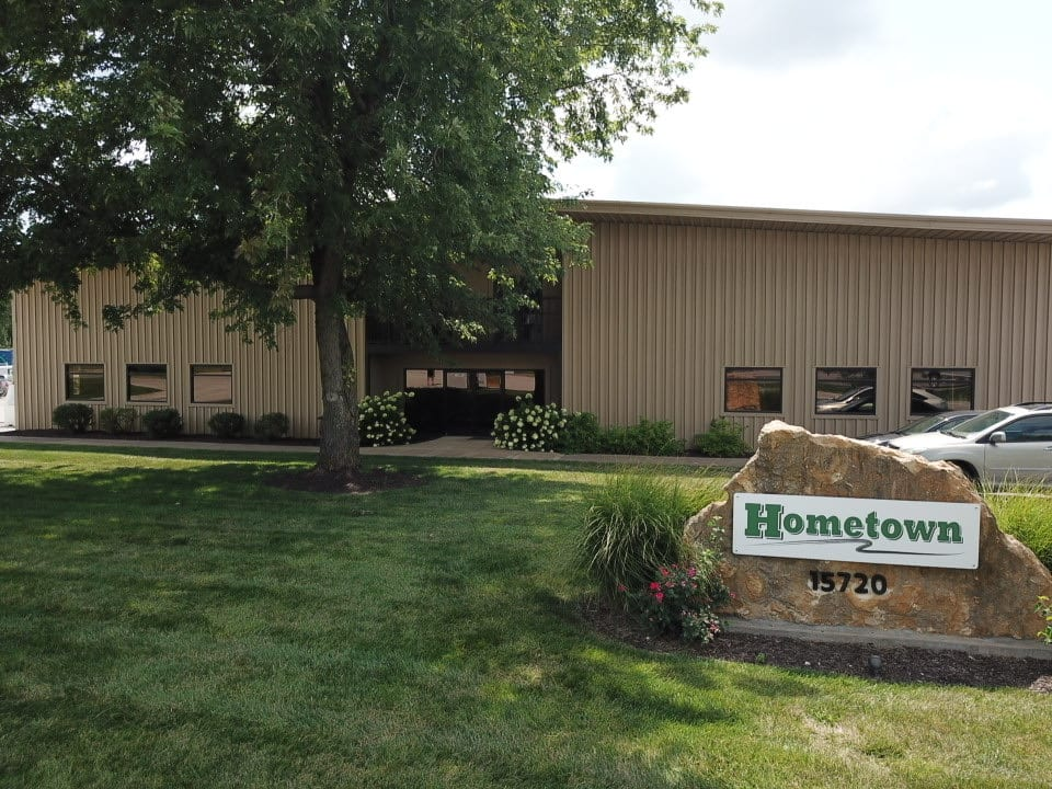 Hometown is a contractor providing outdoor services
