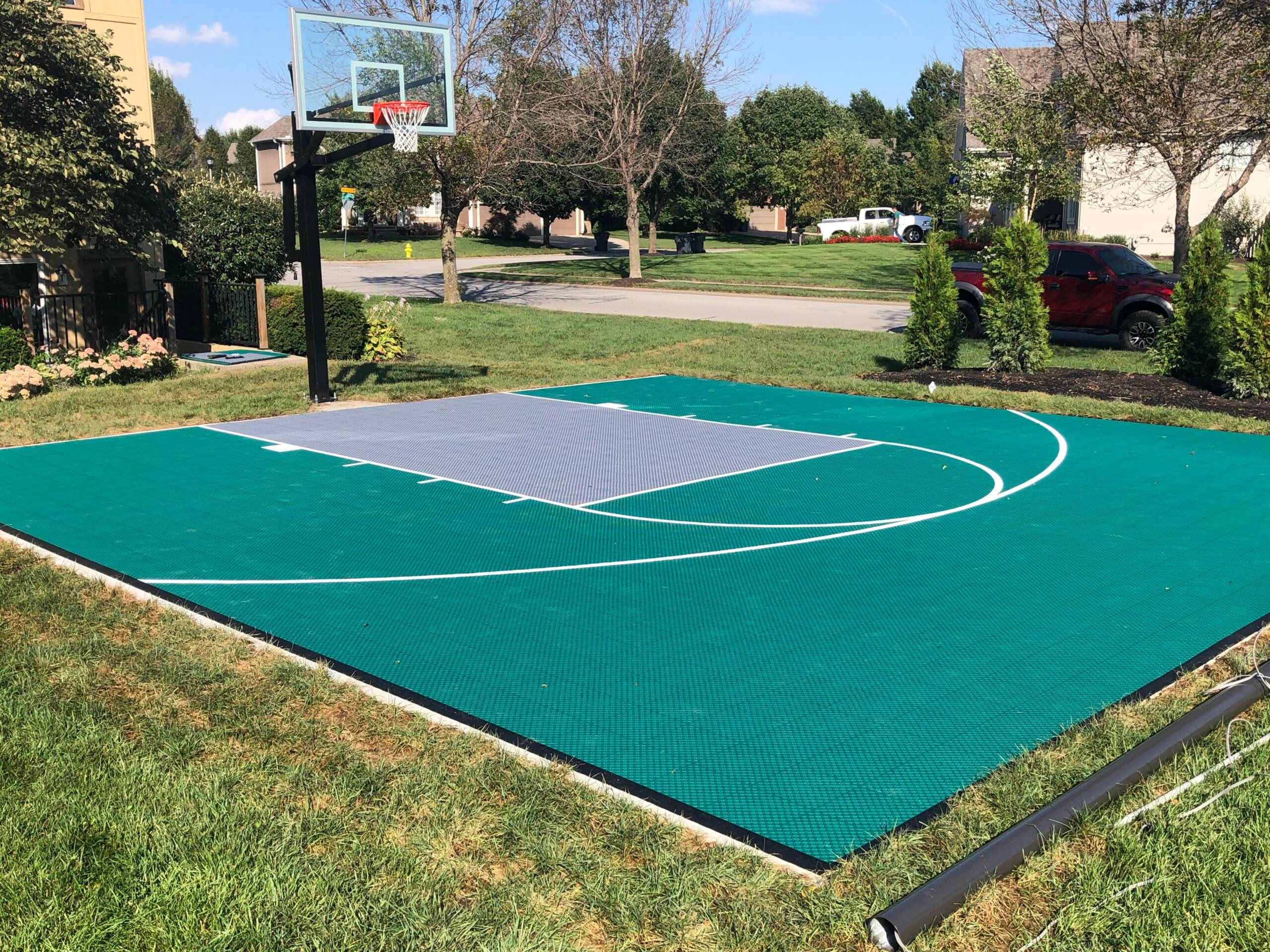 Outdoor Athletic Court